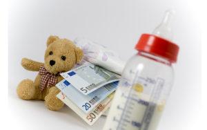 процент алиментов на содержание одного ребенка