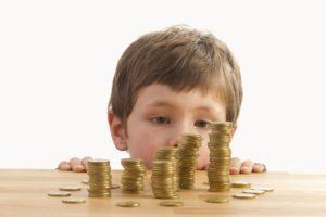 Алименты в твердой денежной форме