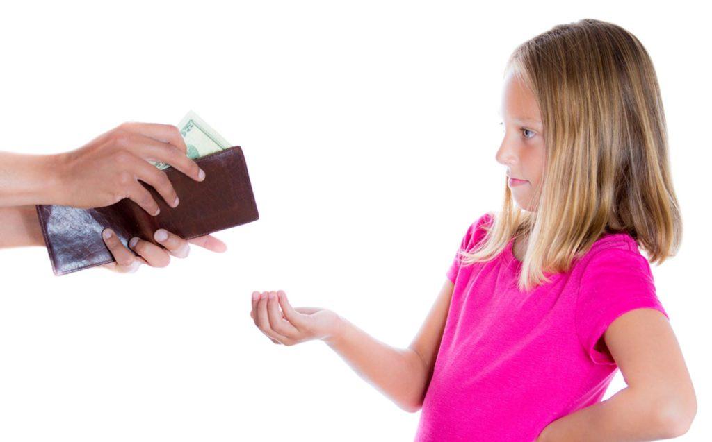 Взыскание алиментов в твердой денежной форме
