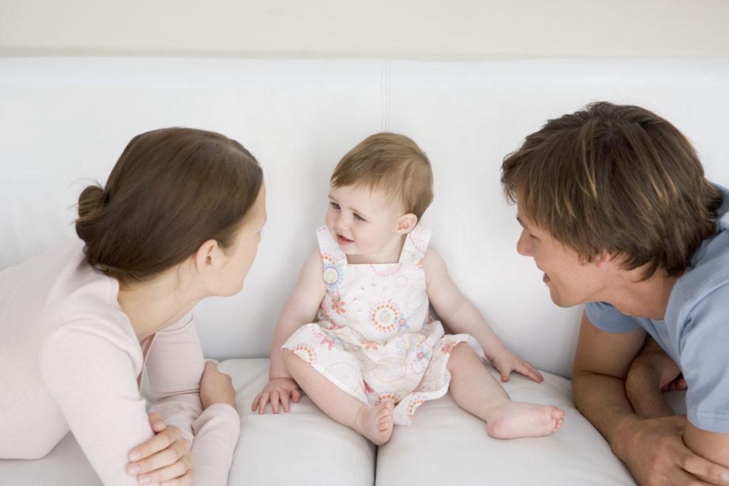 Подбор ребенка для усыновления
