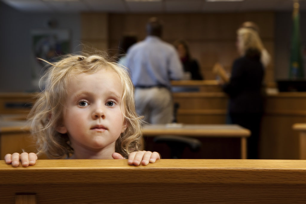 Лишение родительских прав матери