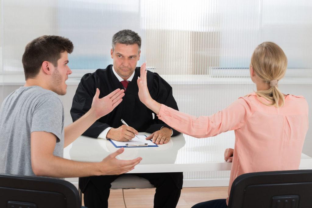 юридическая помощь при разводе